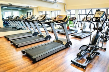 fitness center cleaning toronto